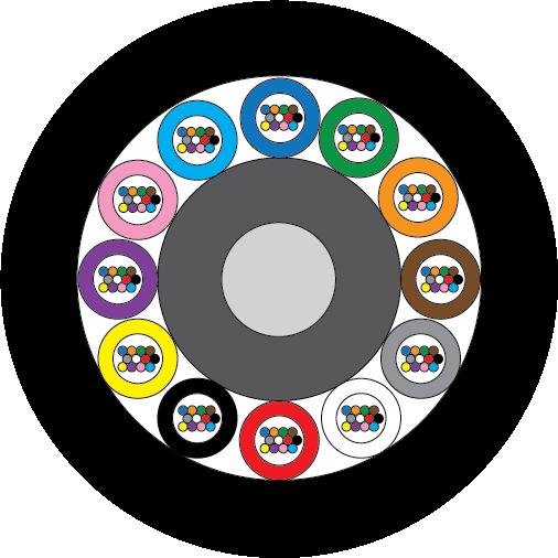 Standard Fiber Optic Colour Codes